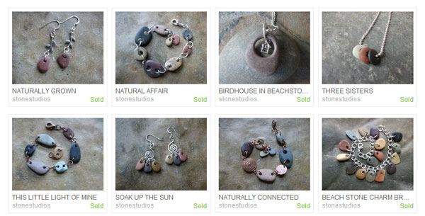 StoneStudios by Rhonda on Etsy