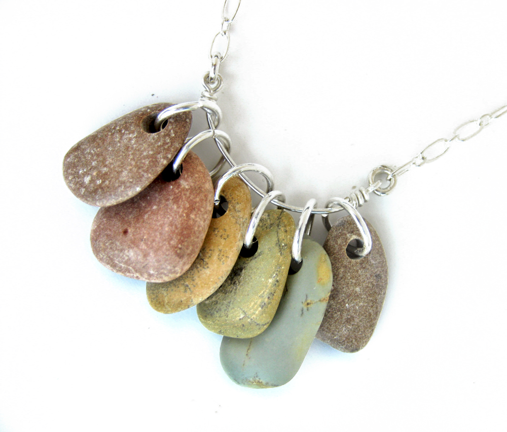 Pin it like visit site for How to make rock jewelry
