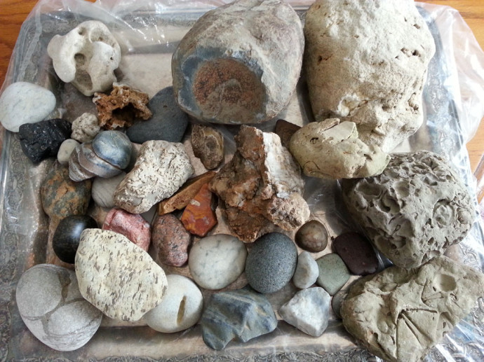 Rock Collection or Art? It's all art to me!