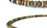 Casual mens style tips with layered necklaces by Jenny Hoople of Authentic Arts