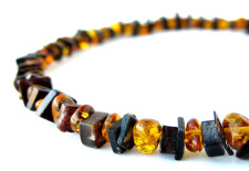 Forest Fire mens necklace by Authentic Arts