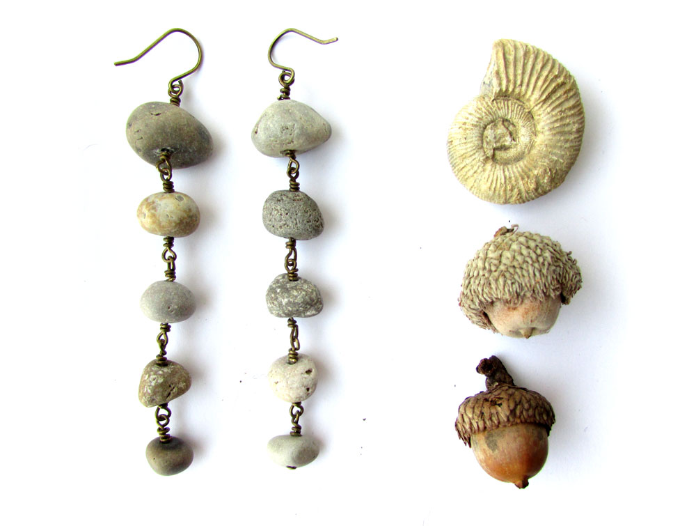 handmade nadaung earrings alloy