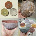 pottery bowls by Jenny Hoople of Authentic Arts