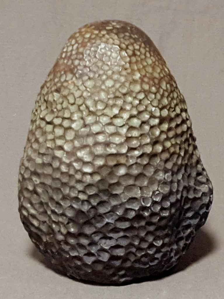One-of-a-kind ceramic sculpture by Jenny Hoople of Authentic Arts