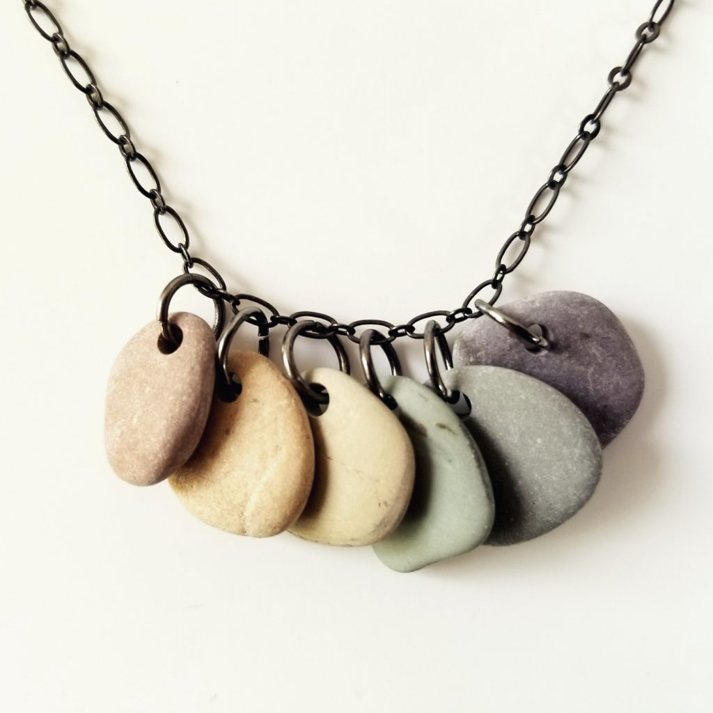 Limited run of Rainbow Rocks Necklaces